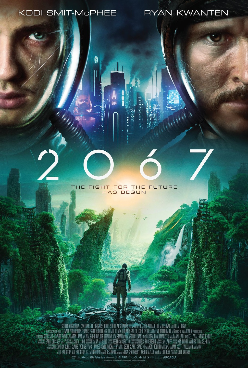 2067 Movie trailer : Teaser Trailer