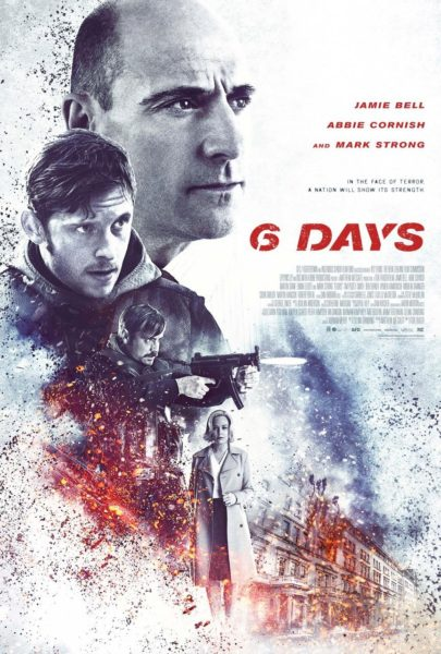 6 Days movie poster