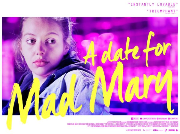 A Date for Mad Mary banner poster