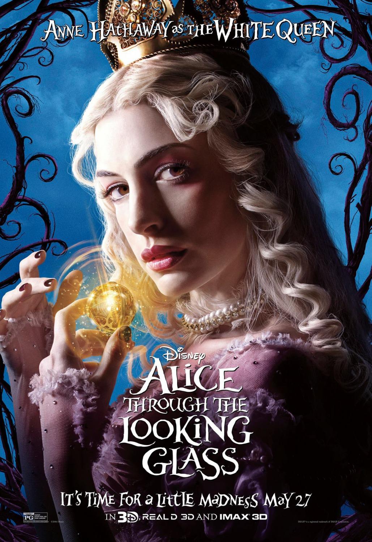 Alice in wonderland 2 teaser trailer - Film alice attraverso lo specchio ...