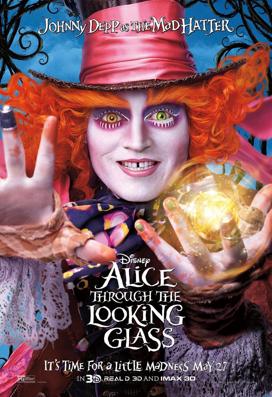 Alice in wonderland tea set-9542