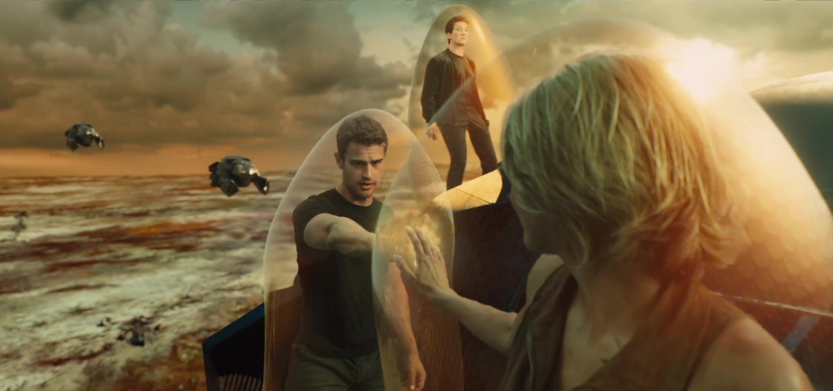 The Divergent Series Allegiant Dvd Review