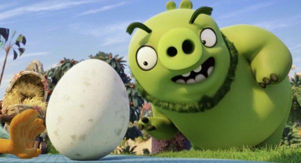 Angry Birds Movie - pig