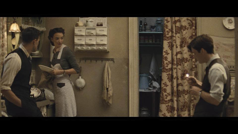 anthropoid teaser trailer. Black Bedroom Furniture Sets. Home Design Ideas