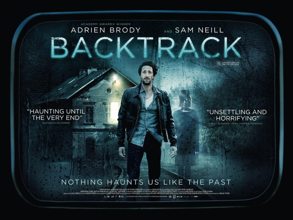 Backtrack Movie Poster Teaser Trailer