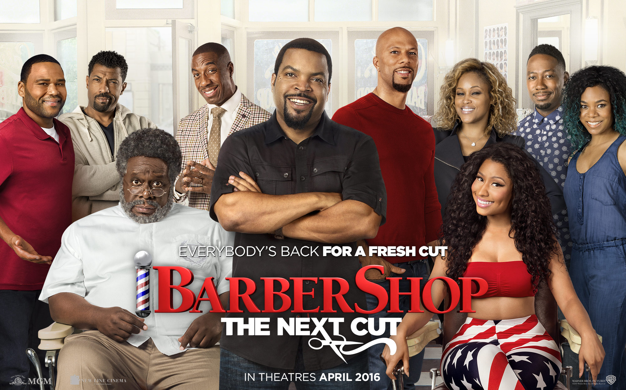 Barbershop Film