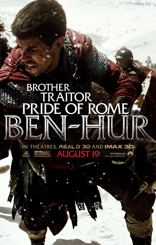 Ben-Hur Release Date- 26 February 2016 RDP