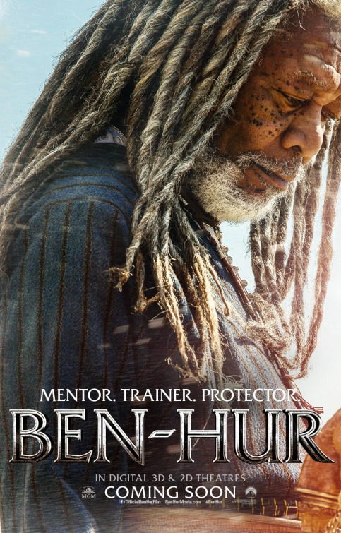 benhur movie 2016 � character posters teaser trailer