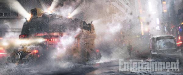 Blade Runner Sequel Concept Art - Movie 2017