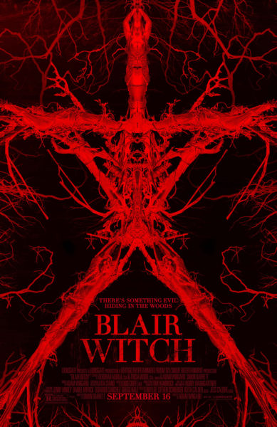 Blair Witch Movie new poster