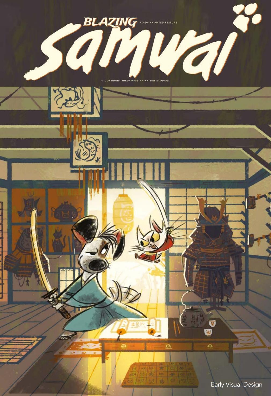 Blazing Samurai