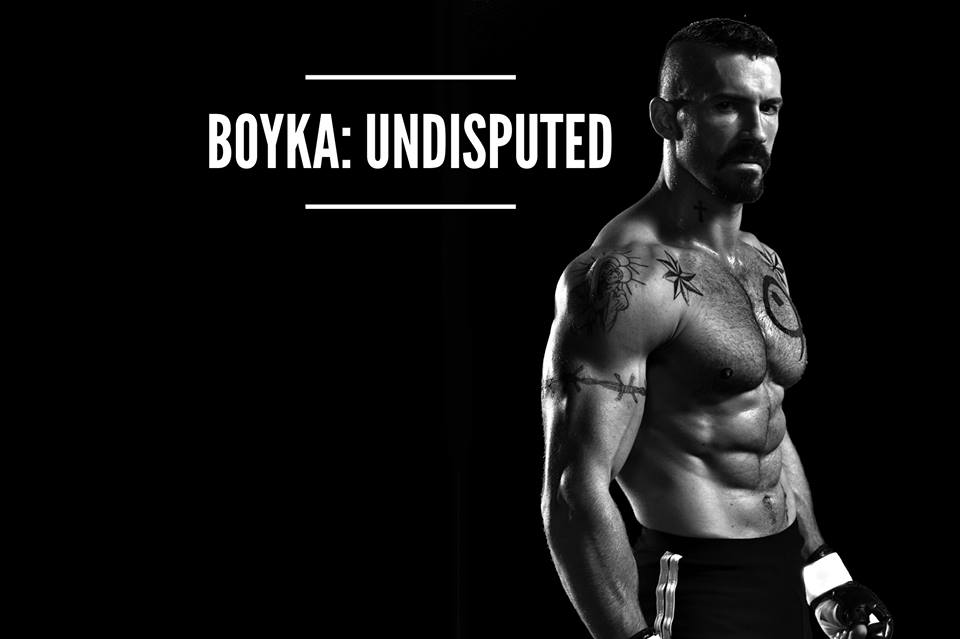 Undisputed 4 Boyka Trailer of Undi...