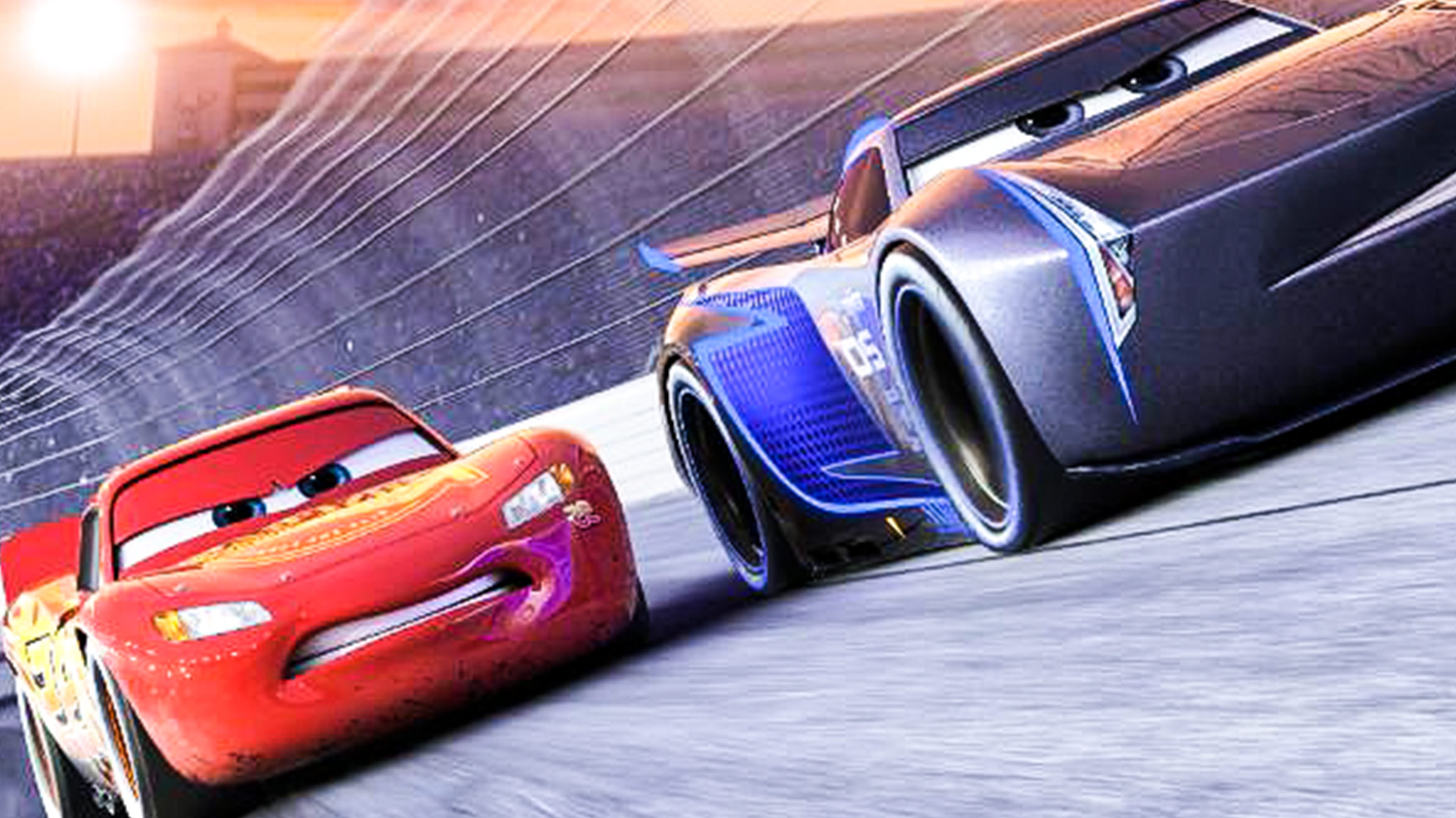 4 Clips of Cars 3 : Teaser Trailer