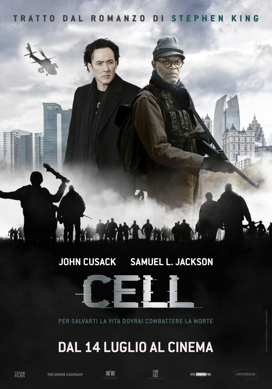 cell movie starring john cusack and samuel l jackson