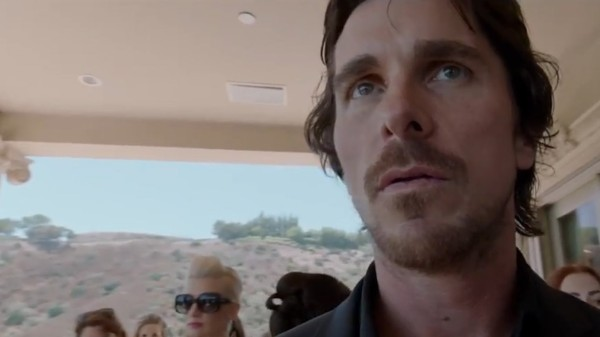Christian Bale - Knight of Cups movie