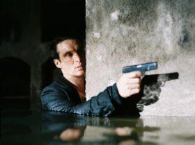 Cillian Murphy as Czech war hero Josef Gabčík in Anthropoid