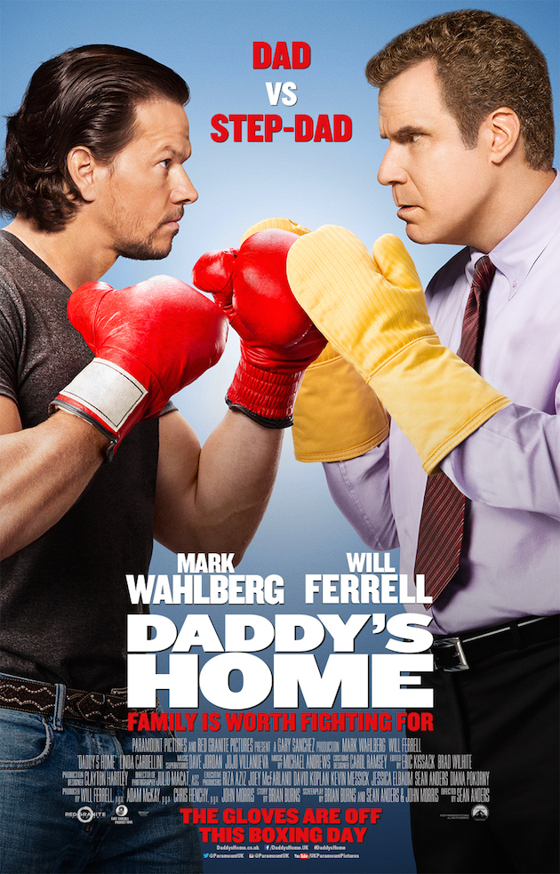 daddys home trailer german