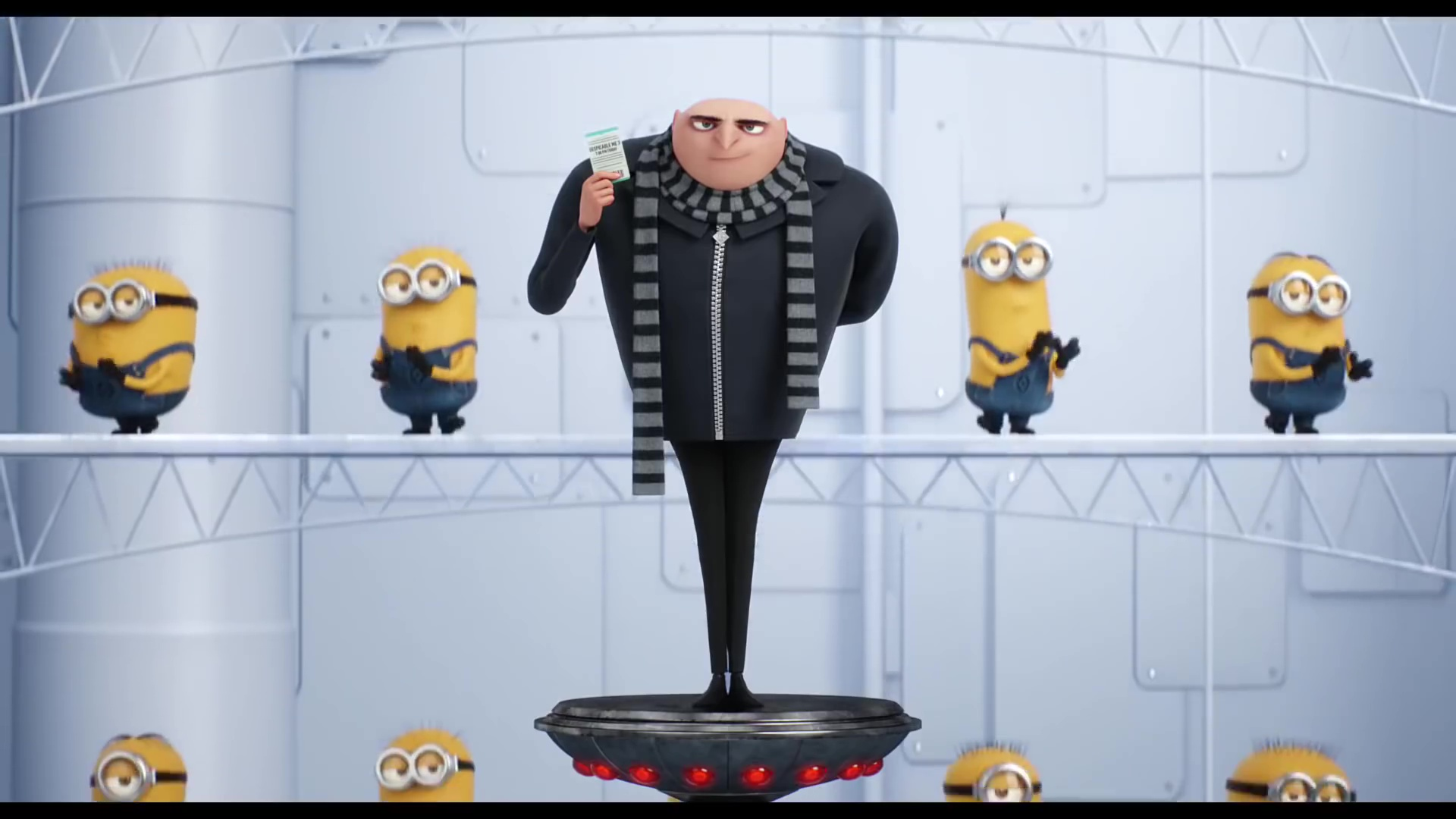Despicable Me 3 Movie I Can Make Your Hands Clap Teaser Trailer Know i can make your hands clap said i can make your hands clap every night when the stars come out am i the only living soul around? i can make your hands clap