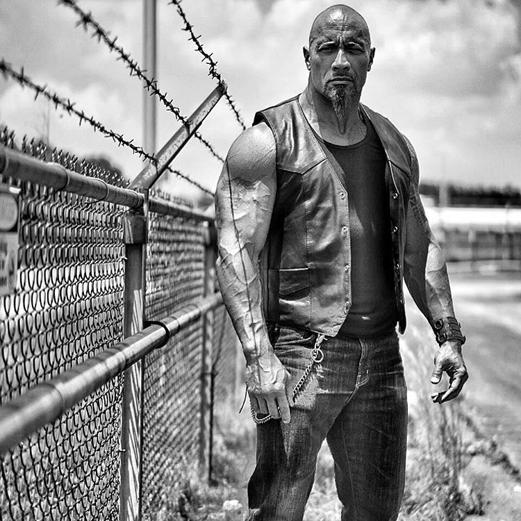 Dwayne Johnson Fast And Furious