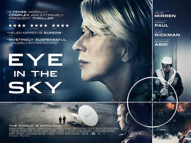 Eye in the Sky Movie  Teaser Trailer