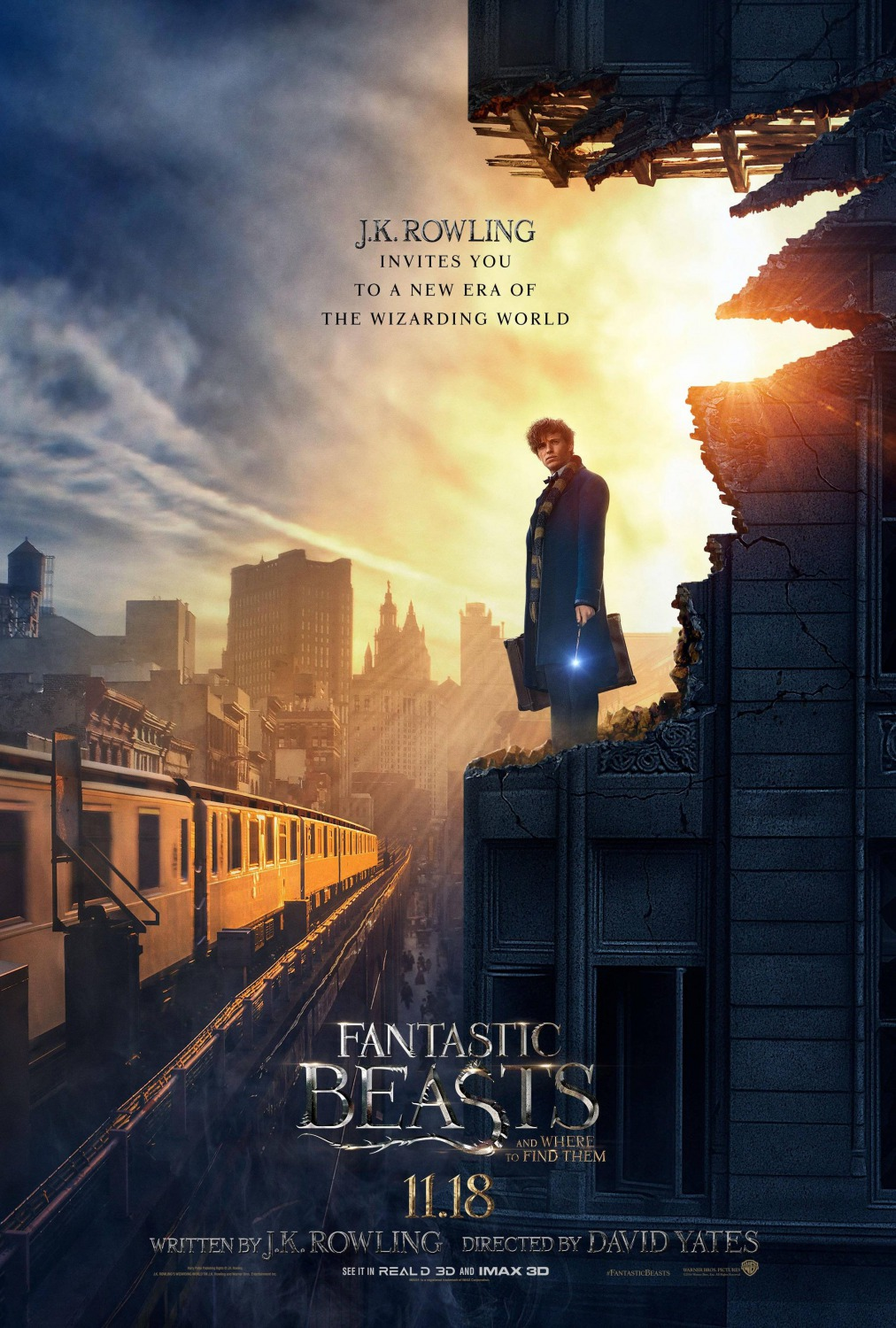 Movietube Fantastic Beasts and Where to Find Them Movie