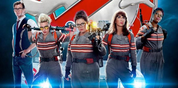 Ghostbusters  2016 - A Paul Feig movie