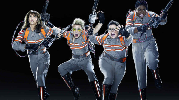 Ghostbusters 2 Movie - The sequel to the 2016 Ghostbusters movie.