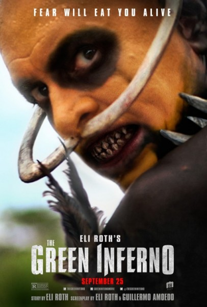 The green inferno release date