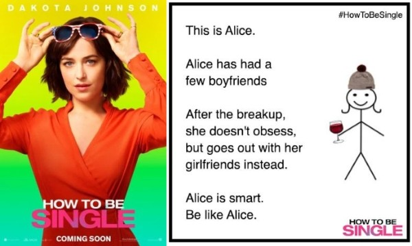How to be Single - Alice