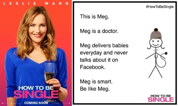 How to be Single  - Meg