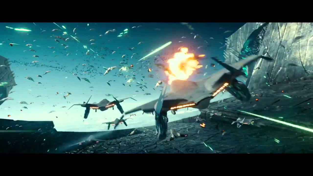This new viral video of Independence Day 2 Resurgence, the upcoming
