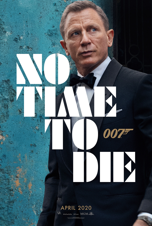 James Bond No Time To Die Movie Teaser Trailer