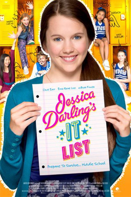 Jessica Darlingu2019s IT List : Teaser Trailer