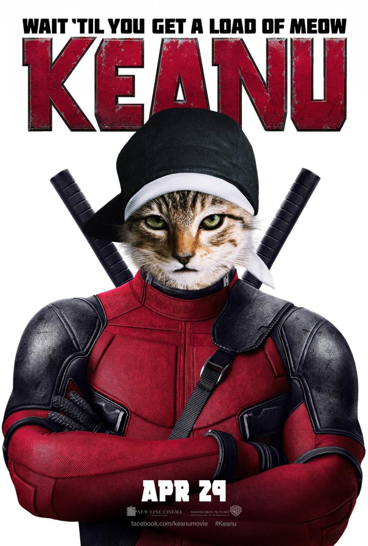 keanu teaser trailer