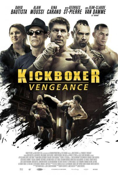 Kickboxer New Poster
