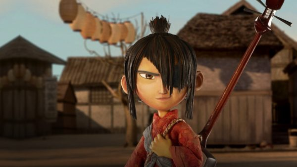 Kubo and the Two Strings 2016 Stop-Motion Animated Movie