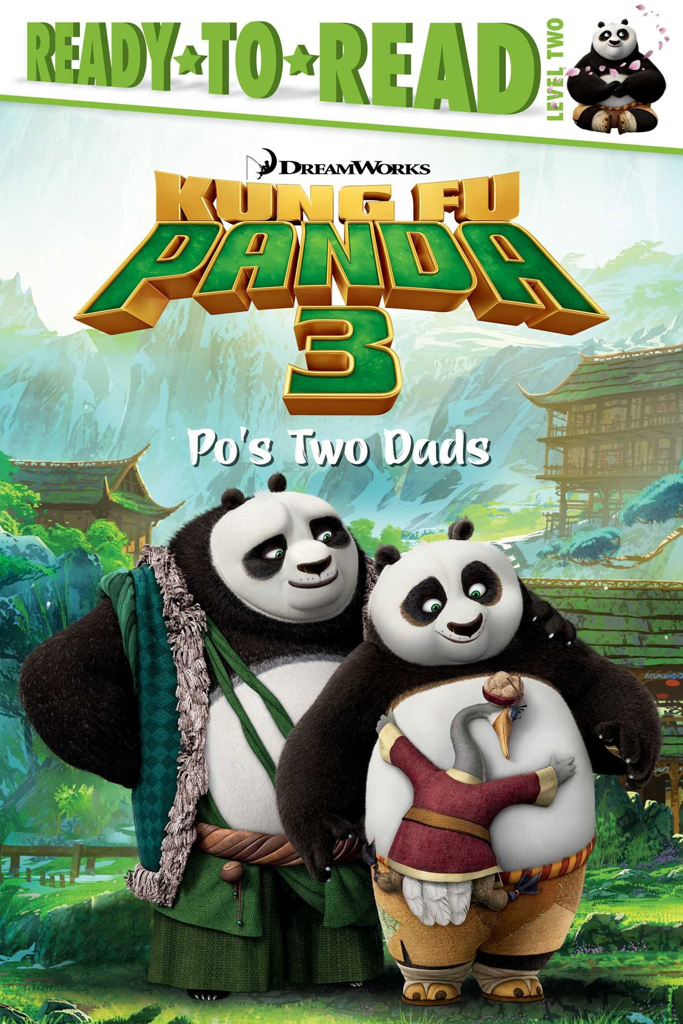 Kung Fu Panda 3 Po S Two Dads A Goose And A Panda Teaser Trailer