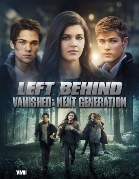 Left Behind Vanished Next Generation
