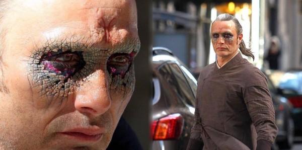 Mads Mikkelsen as Dormammu Doctor Strange