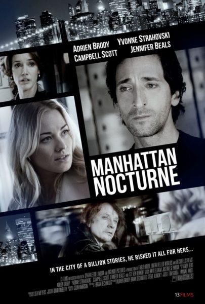 Manhattan Night - Manhattan Nocturne