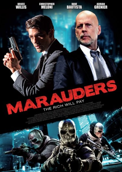 Marauders new poster