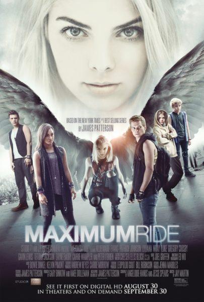 Maximum Ride Movie