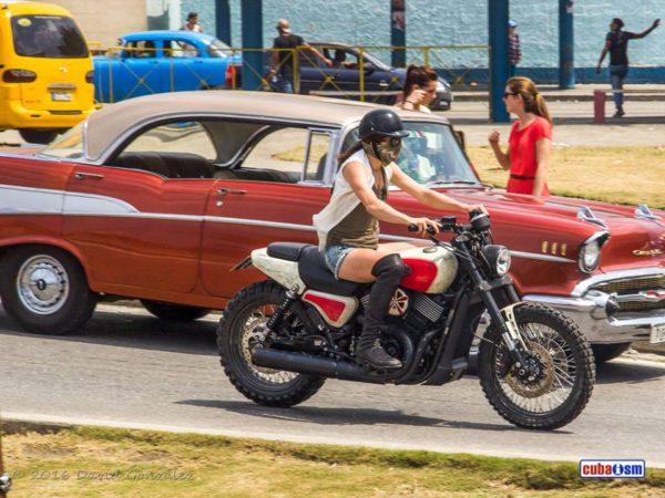 Michelle Rodriguez - Furious 8 Movie