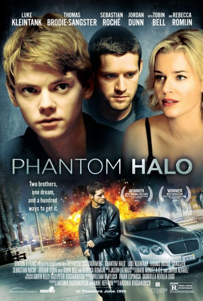 Phantom Halo Poster