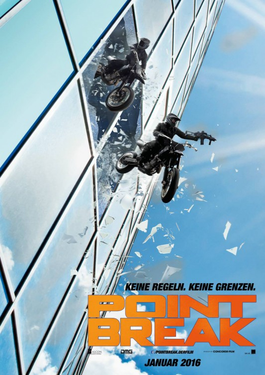 Point Break | Teaser Trailer