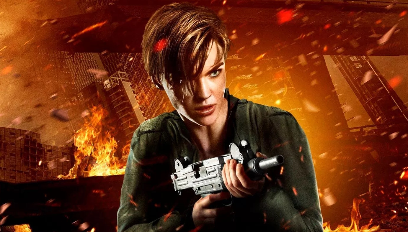 Resident Evil 6 The Final Chapter Movie Ruby Rose Is Abigail