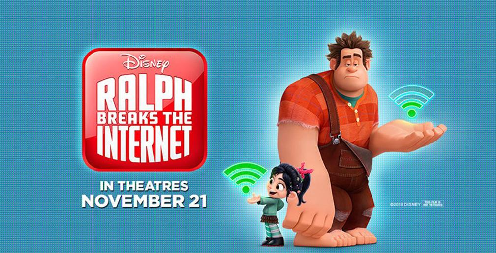 5 Clips Of Ralph Breaks The Internet Teaser Trailer