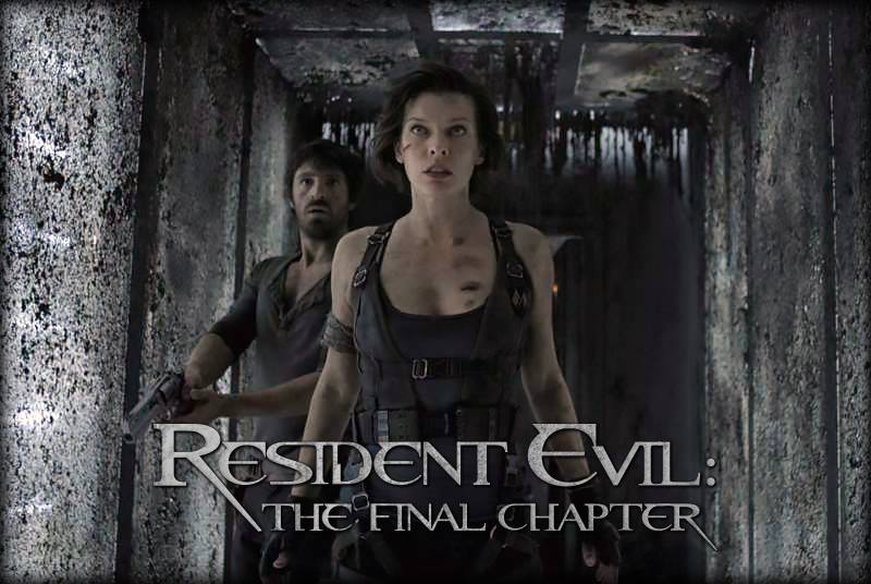 Resident Evil The Final Chapter Premiere In: Resident Evil: The Final Chapter Movie 2017 Star Cast And