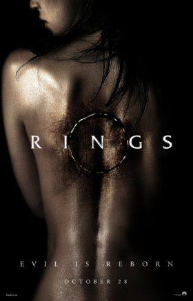 Rings Movie Poster