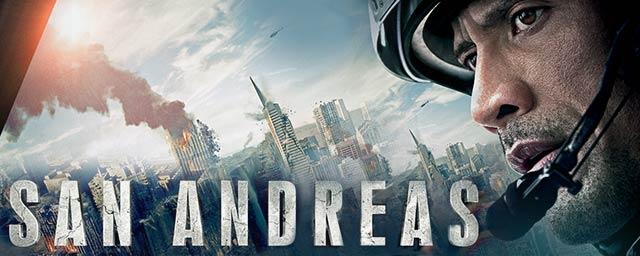 7 Clips of San Andreas : Teaser Trailer